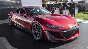Drako GTE, un auto eléctrico con 1,200 Hp y cifras de locura