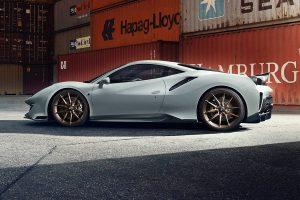 Ferrari 488 Pista por Novitec: !!Ahora con 802 Hp !!