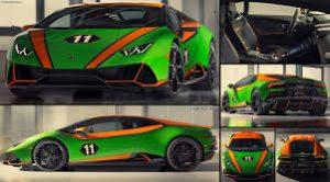 Lamborghini Huracán EVO GT Celebration: Una edición especial para celebrar importantes victorias