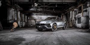 Lamborghini Urus por ABT Sportsline, más belleza y más de 700 Hp.