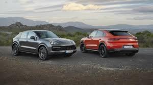 Porsche Cayenne Coupé 2020: Más deportivo y más exclusivo