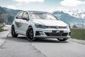 Volkswagen Golf GTI TCR por ABT, ahora con 340 Hp 430 Nm