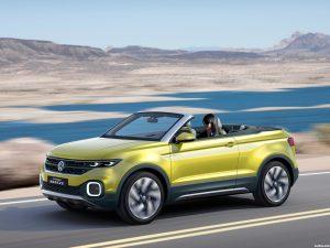Volkswagen T-Roc Cabrio 2020: Compacto y descapotable