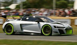 Audi R8 LMS GT2 2020, un carro de carrera con radicales 630 CV