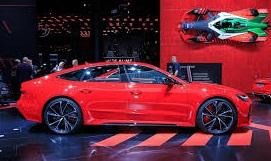 Salón de Frankfurt 2019: Audi RS7 Sportback 2020, músculos y 600 CV de deportividad