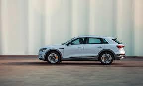 Audi e-tron 50 quattro: el auto eléctrico más barato del fabricante alemán.