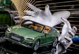 Todas las imágenes del Auto Show de Frankfurt 2019