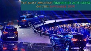 Imágenes del Auto Show de Frankfurt 2019 (3)