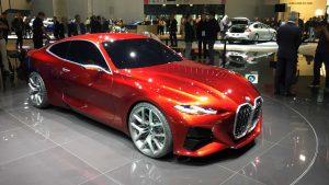 Auto Show de Frankfurt 2019: BMW Concept 4, así sería el futuro Serie 4