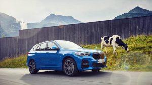 BMW X1 xDrive 25e 2020, la variante híbrida enchufable del X1
