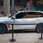 Auto Show de Frankfurt 2019: BMW i Hydrogen NEXT, con ustedes el X5 de hidrógeno