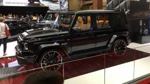 Auto Show de Frankfurt 2019: Brabus G V12 900, para los que quieren más y mucho más