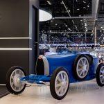 Bugatti Baby II, un mini Bugatti eléctrico para niños y adultos