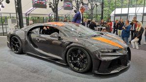 Bugatti Chiron Super Sport 300+: Solo 30 ejemplares del auto récord