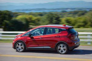 Chevrolet Bolt EV 2020: Ahora con una autonomía de 416 km.