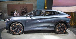 Auto Show de Frankfurt 2019: Cupra Tavascan Concept, el primer auto eléctrico de la marca