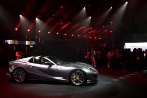 Ferrari 812 GTS 2020: el convertible más rápido del mundo
