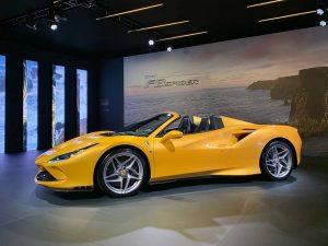 Ferrari F8 Spider 2020: Poder y deportividad a cielo abierto