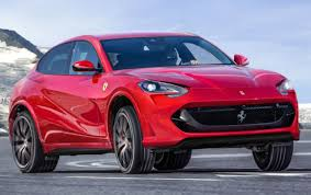 En 2022 llegará la primer SUV de la Ferrari