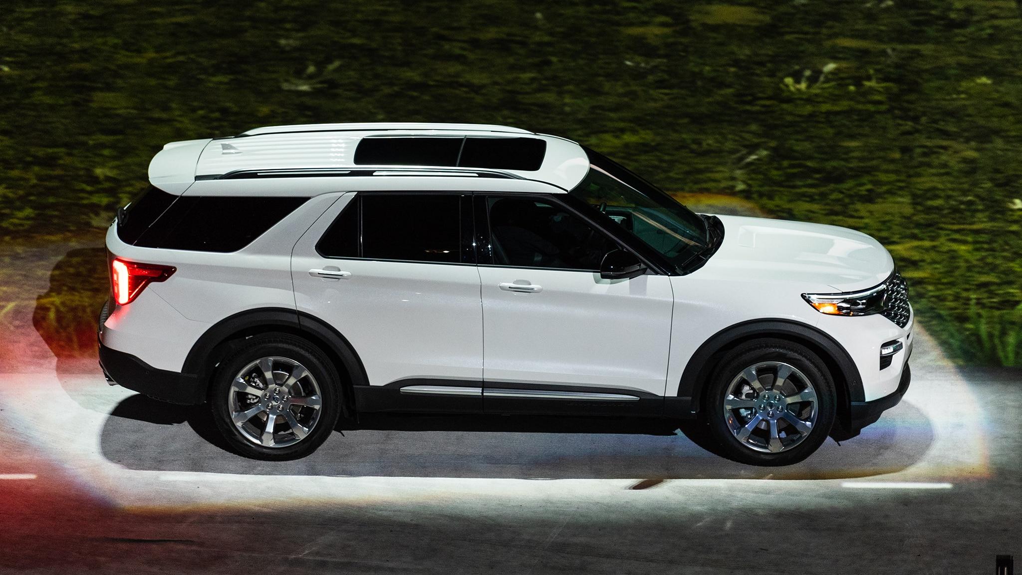 Ford Explorer 2020: Lujo, capacidad y potencia. | Lista de ...