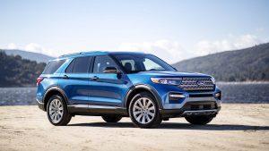 Ford Explorer Hybrid 2020: Ahora más amigable con el medio ambiente