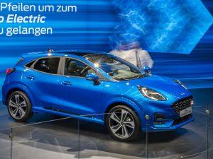 Auto Show de Frankfurt 2019: Ford Puma 2020, el hermano menor del EcoSport llegará con tecnología mild hybrid