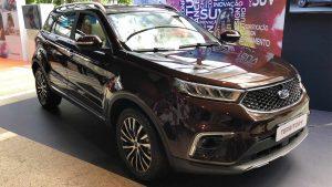 Ford Territory 2020:  Desde china llega una SUV para Sudamérica