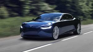 Fresco Reverie, otro auto eléctrico que llega para competir con Tesla Model 3