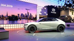 Auto Show de Frankfurt 2019: Hyundai 45 EV Concept, así serán los futuros autos eléctrico de los coreanos