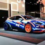 Salón de Frankfurt 2019: Hyundai Veloster N ETCR, El primer eléctrico de los coreanos para la competición