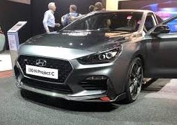 Auto Show de Frankfurt 2019: Hyundai i30 N Project C, más ligero y más radical