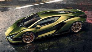 Lamborghini Sian: un híbrido de edición limitada con 819 CV y un precio totalmente exclusivo