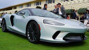 McLaren GT by MSO: una edición especial con una apariencia sensacional.