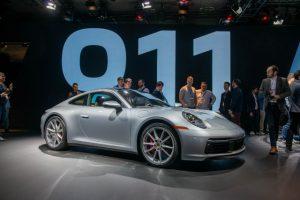 Auto Show de Frankfurt 2019: Porsche 911 Carrera 4 2020, la octava generación (992) suma a un par de integrantes