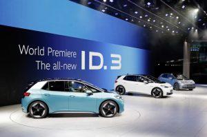 Auto Show de Frankfurt 2019: Volkswagen ID.3 2020, con ustedes el primer auto 100% eléctrico de la marca