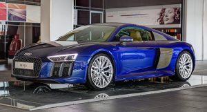 Audi R8 V10 Coupé Performance 2020: Presentación
