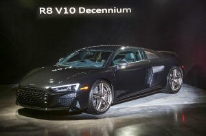 Audi R8 V10 Decennium 2020: Solo 25 exclusivas unidades para México