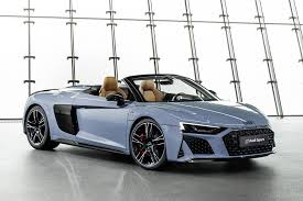 Audi R8 V10 Spyder Performance 2020: Felicidad a cielo abierto