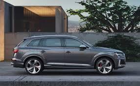 Audi SQ7 2020: poder, belleza y el lujo alemán