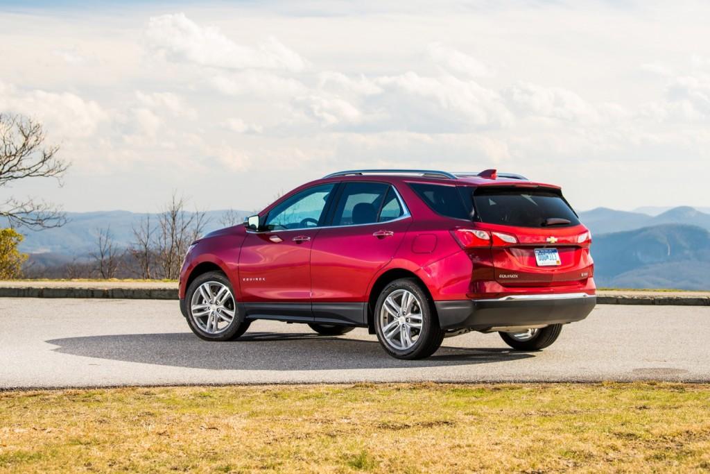 Chevrolet Equinox 2020: moderna, práctica y atractiva ...