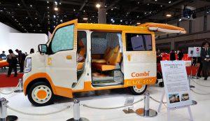 Auto Show de Tokio 2019: Suzuki Every Go Combi Concept, un auto pensado para los niños