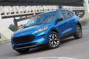 Ford Escape 2020: una totalmente nueva cuarta generación