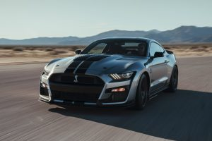 Ford Mustang Shelby GT500 2020: el Mustang de calle más potente de todos