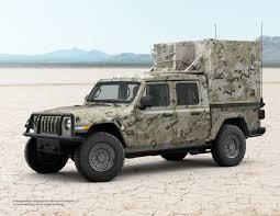 Gladiator Extreme Military-Grade Truck: exclusivamente para uso militar.