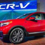 Honda CR-V 2020: Renovada y ahora con una versión híbrida