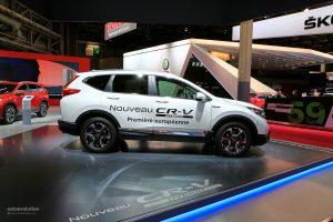 Honda CR-V Hybrid 2020: la nueva variante híbrida