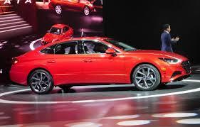 Hyundai Sonata 2020: nueva imagen y mayor tecnología