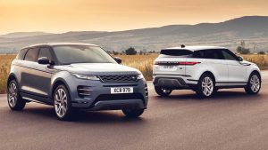 Land Rover Range Rover Evoque 2020: presentando su segunda generación