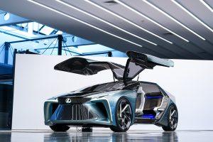 Auto Show de Tokio 2019: Lexus LF 30 Concept, eléctrico y muy futurista