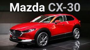 Mazda CX-30 2020: una atractiva y estilizada camioneta